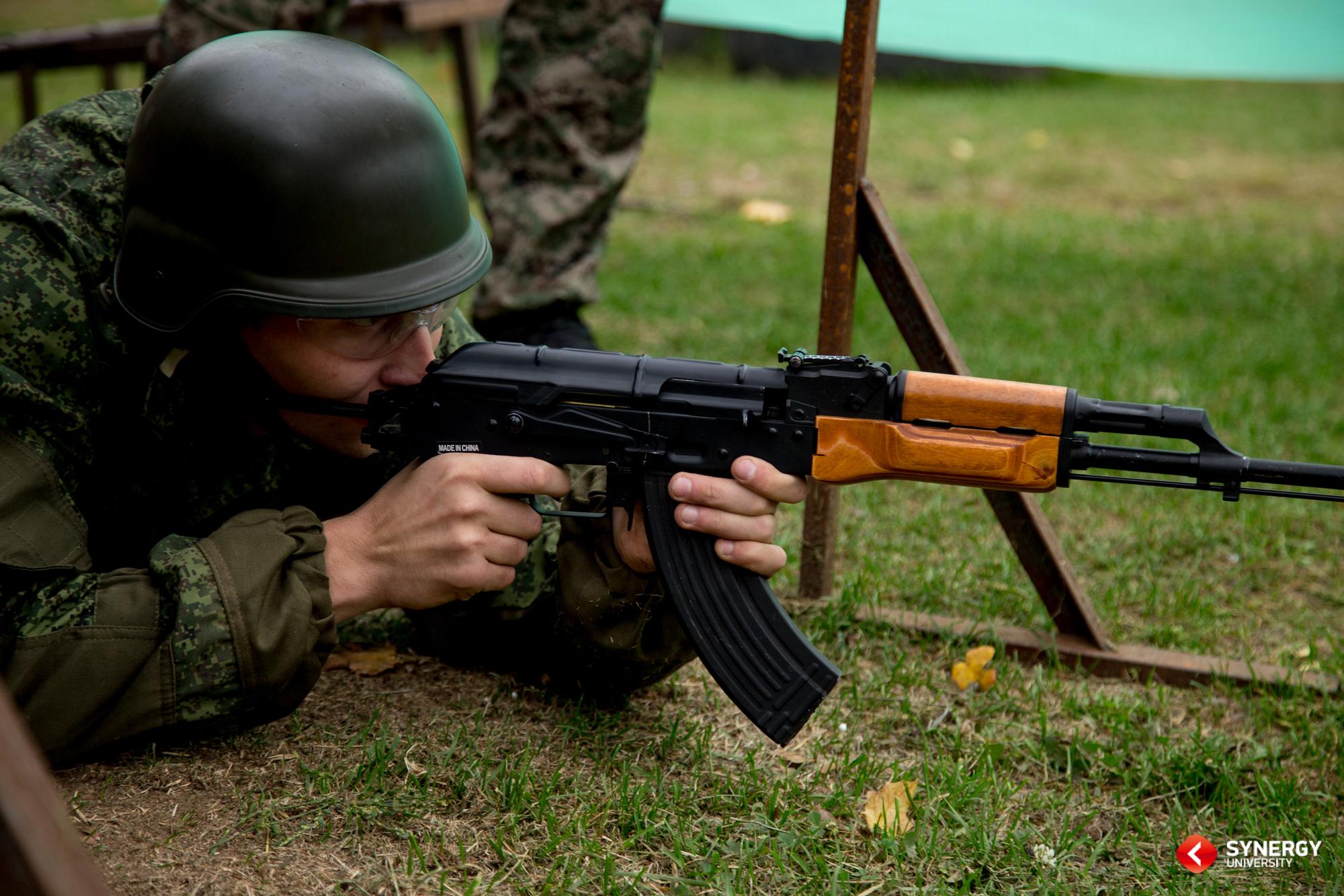 В балашихе прошел военно